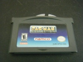 Pac-Man Collection (Nintendo Game Boy Advance, 2001) - Game Only!!! - $4.94