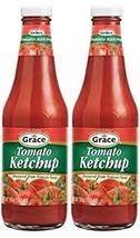Grace Tomato Ketchup (13.5 OZ 2 Bottle) - $29.89