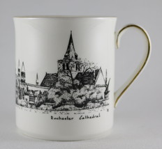 Heritage Regency Bone China Tea Cup Mug ROCHESTER CATHEDRAL - $13.99