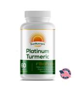Platinum Turmeric Supplement With BioPerine - $19.99