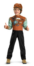 Tow Mater , Car's , Infant | Toddler's Costume , 3T-4T , Free Shipping - $35.00