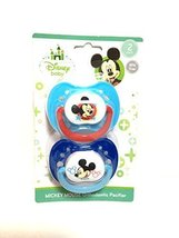 Mickey Mouse Orthodontic Pacifiers - $10.41