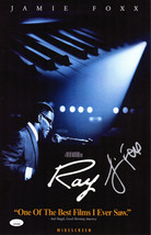 Jamie Foxx Signed Ray 11x17 Movie Poster - $180.00