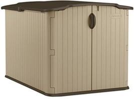 Suncast BMS4900D Glidetop Slide Lid Shed - $980.23