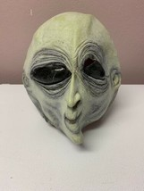 Vintage Halloween Costume Mask Alien See details - £29.92 GBP