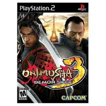 Onimusha 3: Demon Siege [PlayStation2] - $39.77