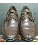 Men's Cole Haan Brown Leather Casual Oxford Sz. 11.5 M MINT! - $45.13