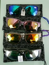 Joy Mangano Bifocal Sunglasses 8-pc Set Mirror Lenses, Multi-Color +3.5 NIB image 1