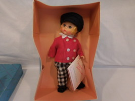 """Madame Alexander 8"""" TOMMY SNOOKS #447 Doll New in  box & tag - $38.02"""