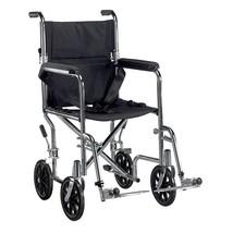 Drive Medical Go Cart Light Transport Wheelchair 19'' - $151.13