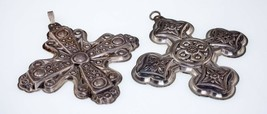 Lot of 2 (1971 and 1972) Reed & Barton Sterling Silver Christmas Ornamen... - $79.96