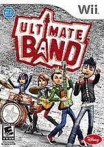 Ultimate Band (Nintendo Wii, 2008) - $9.89
