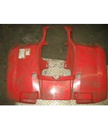 POLARIS 2008 500 SPORTSMAN 4X4 REAR CAB FENDER  (LOCAL P/U ONLY) PART 24... - $75.00