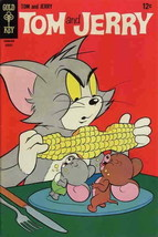 Tom & Jerry Comics #241 VG; Dell | low grade comic - save on shipping - ... - $4.99