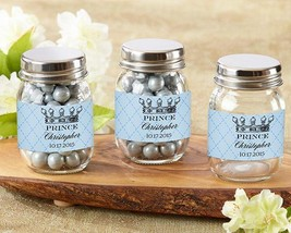Personalized Mini Mason Jar - Little Prince (2 Sets of 12)  - $39.99