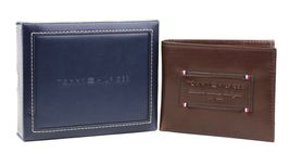 Tommy Hilfiger Men's Premium Leather Credit Card ID Wallet Passcase 31TL220061 image 10
