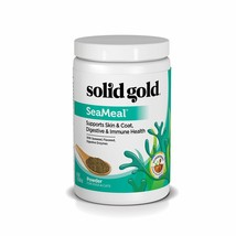 Solid Gold SeaMeal Kelp-Based Powder Supplement for Skin & Coat Digestiv... - $22.76