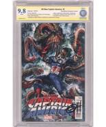 All-New Captain America #1 2015 Marvel 1st Sam as Captain America CBCS A... - $125.00