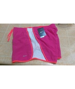 New Nike Unisex All Sports Shorts Pink Design Sz M - $20.00