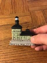 Christmas Lighthouse Ornament - $11.76