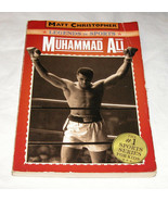Muhammad Ali Legends in Sports by Glenn Stout & Matt Christopher 2005 Pa... - $17.76