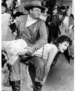 Mclintock! Featuring John Wayne spanking Maureen O'Hara 11x14 Photo - $14.99