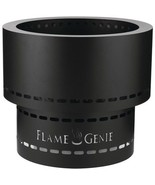 Flame Genie FG-19 Flame Genie INFERNO Wood Pellet Fire Pit (Black) - $161.00