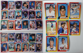 1990 Topps Minnesota Twins Team Set of 38 Baseball Cards With Traded - $5.50