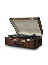 Crosley Portfolio Portable Bluetooth Turntable - Brown CR6252A-BR - £98.05 GBP