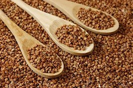 BUCKWHEAT GRITS - WHITE MEDIUM- 22lb - $139.55