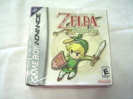 Zelda Minish Cap Sealed Gameboy Advance Game Boy Nes Nintendo Zelda New ... - $472.55 CAD