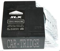 MAGAZINE CARTRIDGE FOR ACURA SLX 12  DISC CD CHANGER  6441  OEM  #2-9110... - $32.30
