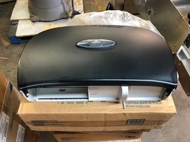"Georgia Pacific 2 Roll Dispenser Tissue 9"" Jumbo Smoke 59209 Black Brand... - $18.60"