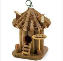 Bed & Breakfast Birdhouse - $17.95