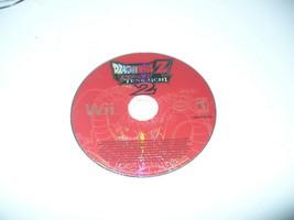 Dragon Ball Z: Budokai Tenkaichi 2 (Nintendo Wii, 2006) Disc Only - $8.79