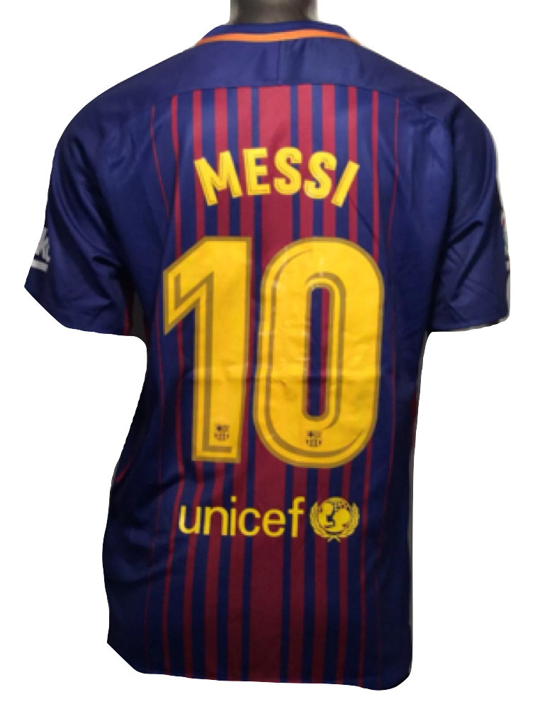 4c2af1a3ffc 2017-18 Barcelona Nike XL Lionel Messi  10 and 50 similar items