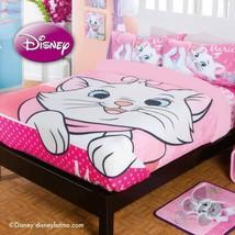 """Disney Marie Flores Aristocats Fleece Blanket in Twin/Full 71"""" x 87"""" - $49.45"""