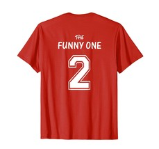 New Shirts - Uniform Numbered Jersey 2 Nickname Funny One Men - $19.95+