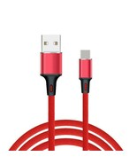 FABRIC 2A USB CABLE FOR  Sony CYBERSHOT DSC-RX100 - €3,30 EUR
