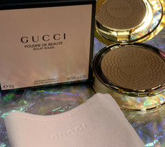 NEW IN BOX Gucci Eclat Soleil Bronzing Powder Fair 01 Oh She Got Like That?