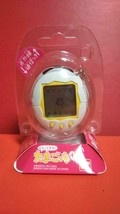 BANDAI Kaettekita Tamagotchi Plus White X Yellow 2004 Virtual Pet Game New - $99.99