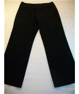 WOMEN BANANA REPUBLIC BLACK CAPRI PANTS SIZE 2 - $13.50