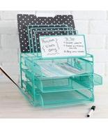 All-Purpose Desktop Organizer Mineral Green - $39.22