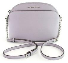 Michael Kors Emmy Lila Cadena Cuero Crossbody Bag Bolso de Mano Pequeño ... - $320.08