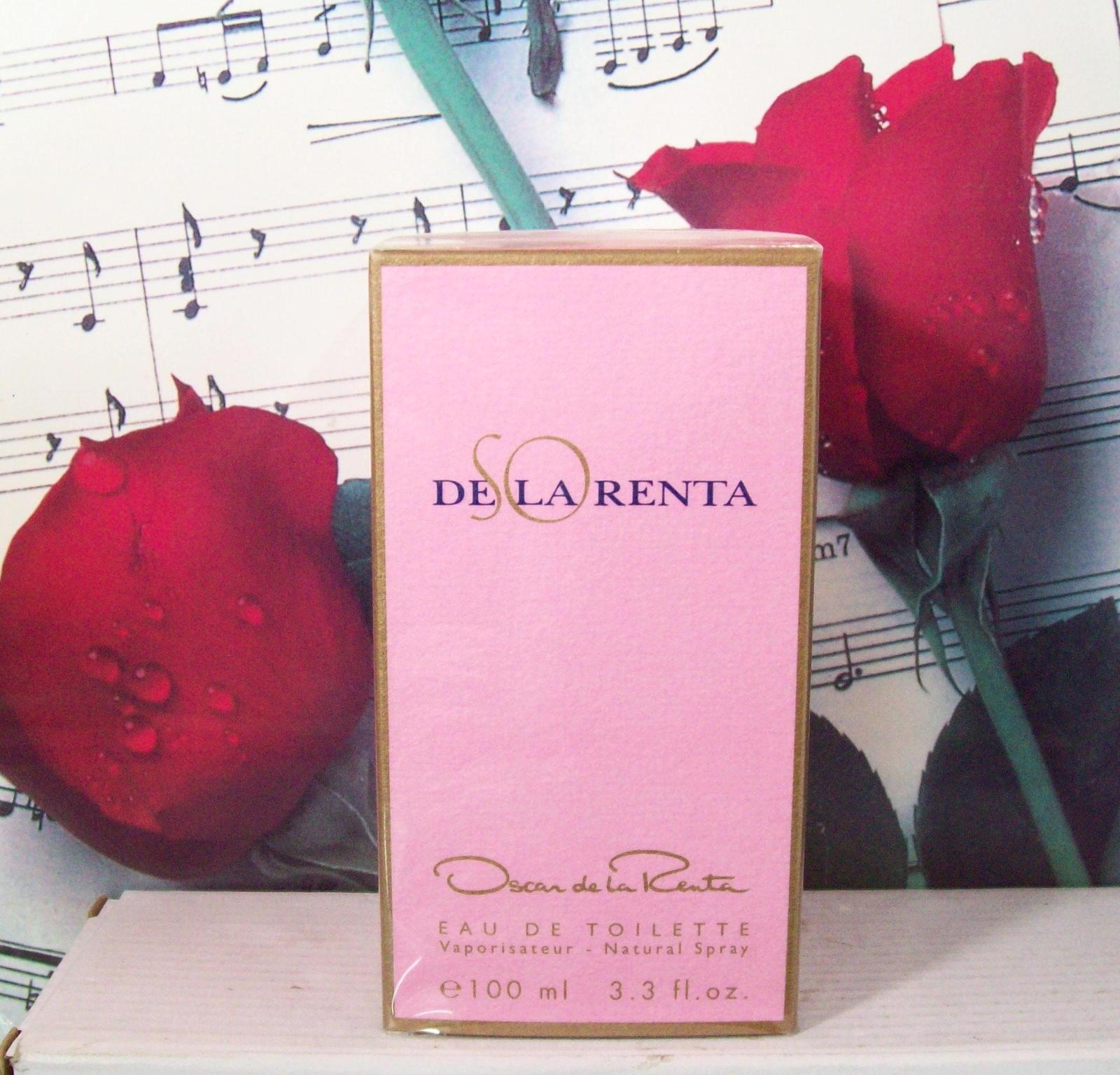 So De La Renta By Oscar De La Renta EDT Spray 3.3 FL. OZ. - $39.99