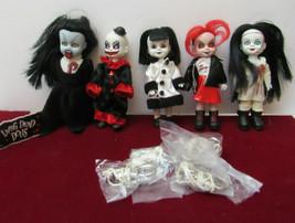 Series 3 MINI Living Dead Dolls FULL SET DEBOXED MINT Mezco - $65.00