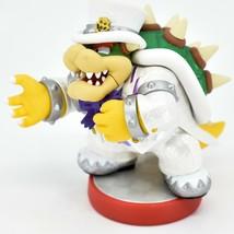 Nintendo Super Mario Odyssey Bowser Groom Wedding Amiibo Loose Character Figure image 2