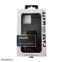 "Case-Mate Tough Neon Clear Black  iPhone 11 Pro 5.8"" Case New! - $15.88"