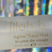 Lilah B. Lovingly Lip Tinted Lip Oil & Aglow Face Mist 10mL Hydrate Refresh image 3