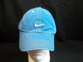 Nike Cap Hat Blue One Size Baseball Cap Hat - $14.80
